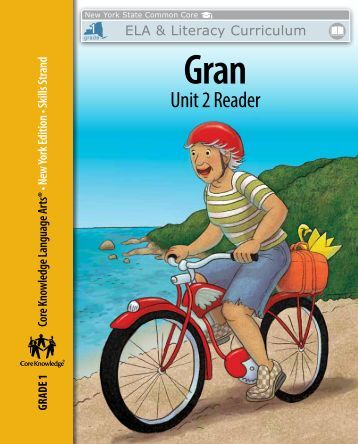 Grade 1: Skills Unit 2 Reader - EngageNY