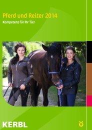 Pferd und Reiter 2014