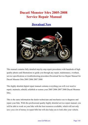 yamaha yzf r1 2007 service repair manual