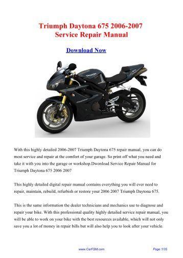 triumph sprint st 1050 2005 2010 workshop manual repair. Black Bedroom Furniture Sets. Home Design Ideas