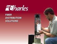Fiber distribution solutions - Charles Industries, Ltd.