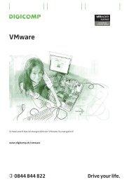 VMware Broschüre (PDF) - Digicomp