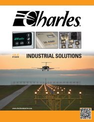 2012 M&I Catalog.qxd - Charles Industries, Ltd.