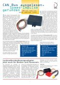 Multimedia im Fahrzeug - Seite 3