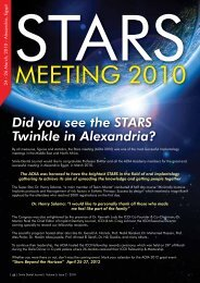 Did you see the STARS Twinkle in Alexandria? - Smile Dental Journal