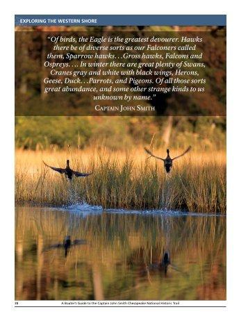 Rappahannock River - Captain John Smith Chesapeake National ...