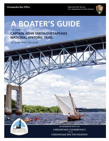 A Boater's Guide to the Captain John Smith Chesapeake National