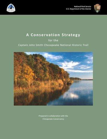 A Conservation Strategy for the Captain John Smith Chesapeake ...