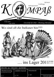 … ins Lager 2011!!!