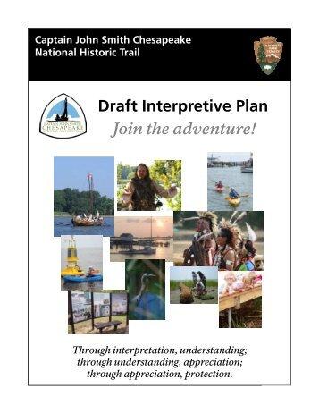 Draft Interpretive Plan Join the adventure! - Captain John Smith ...