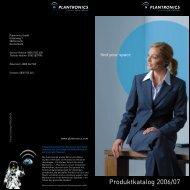 Produktkatalog 2006/07 - Smk