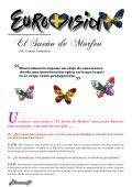 revista icruceros 6º número Entrevistamos al Sueño de Morfeo - Page 6