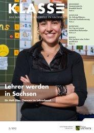 Lehrer werden in Sachsen - Sächsisches Staatsministerium für ...