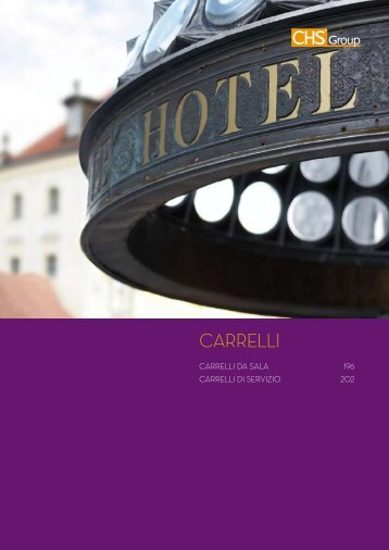 Carrelli 2010.pdf - CHS GROUP