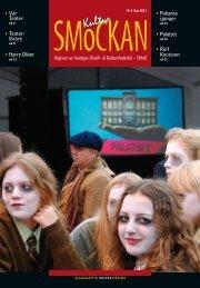 KULTURSMOCKAN nr 5/2011.pdf - SMoK - Sveriges Musik