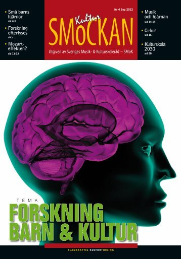 KULTURSMOCKAN nr 4/2012.pdf - SMoK - Sveriges Musik