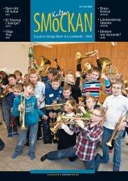 KULTURSMOCKAN nr 1/2010.pdf - SMoK - Sveriges Musik