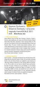 Zobacz program festiwalu - Słubice - Seite 7