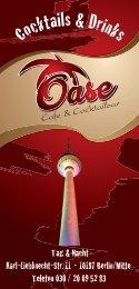 Getränke Karl-Liebknecht (PDF) - Cocktail Bar Oase Berlin