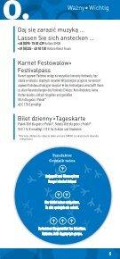 Zobacz pełen program festiwalu - SMOK - Słubice - Seite 5