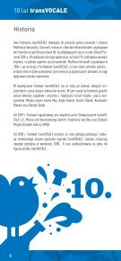 Zobacz pełen program festiwalu - SMOK - Słubice - Seite 6