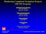 Program Review 2006.pdf - Coastal and Hydraulics Laboratory ...