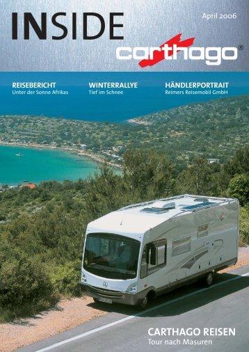 CARTHAGO REISEN - Carthago Reisemobilbau GmbH