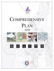 Comprehensive Plan - City of Abilene, Texas