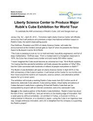 Download - Liberty Science Center