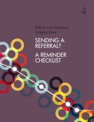 Checklist - Department of Medicine