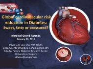 Priorities for Global Cardiovascular Risk Reduction in Diabetes ...