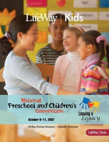 October 8–11, 2007 - LifeWay