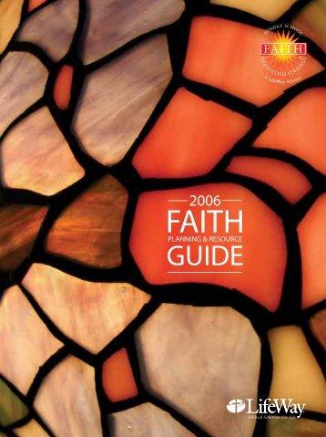 faith - LifeWay