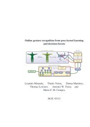 Online gesture recognition from pose kernel learning and decision ...