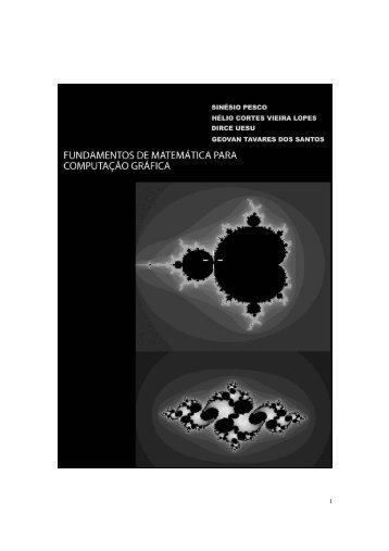 Parte 1 - Departamento de Matemática - PUC-Rio