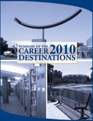 Career Destinations - Montana State University
