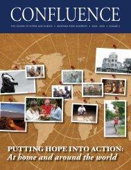 At home and around the world - Montana State University