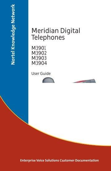 nortel networks m3902 инструкция на русском