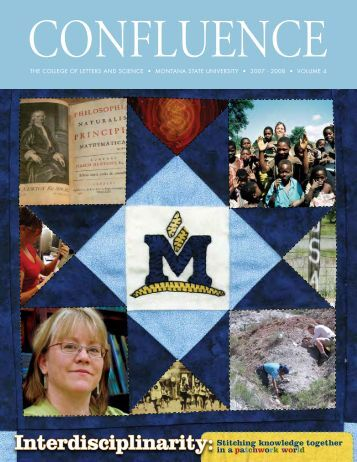 Stitching knowledge together - Montana State University