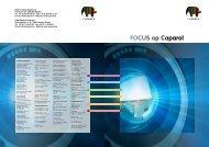 FOCUS op Caparol - Caparol Belgium