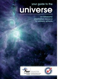 Astronomy - your guide to the universe - saasta