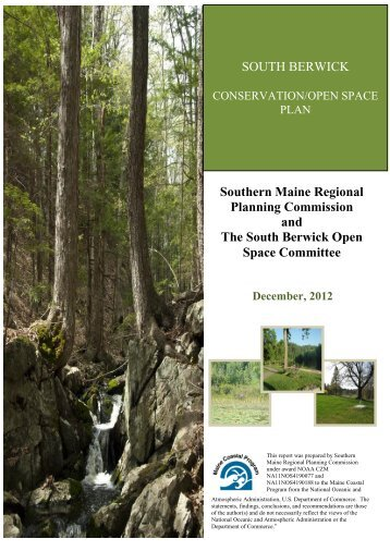 South Berwick Conservation/Open Space - Southern Maine ...