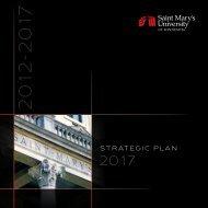 Strategic Plan - Saint Mary's University of Minnesota