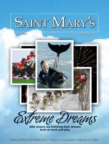SMU Alumni Association - Saint Mary's University of Minnesota