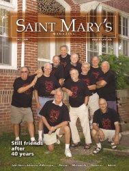 Saint Mary's Magazine Fall 2004 - Saint Mary's University of Minnesota
