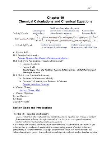 chemical calculations 12 2. Black Bedroom Furniture Sets. Home Design Ideas