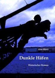 Elin Hirvi Dunkle Häfen - BookRix