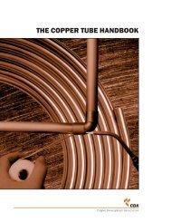 THE COPPER TUBE HANDBOOK - Healthy Heating