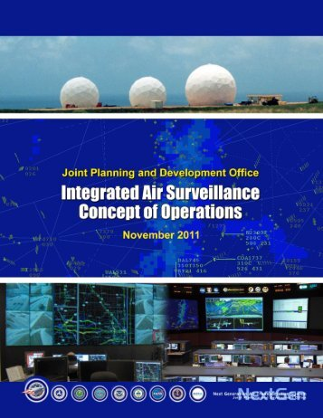 Integrated Air Surveillance Concept of Operations - Joint Planning ...