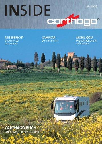 CARTHAGO BUCH - Carthago Reisemobilbau GmbH